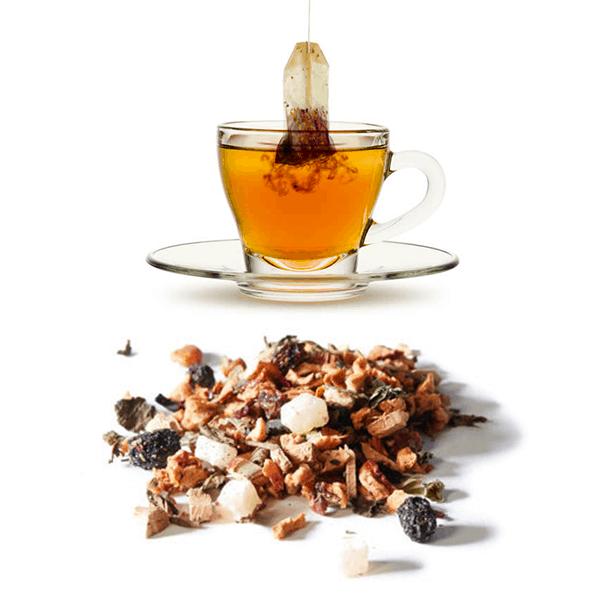 Recharging Reishi Magic Mushroom Tea