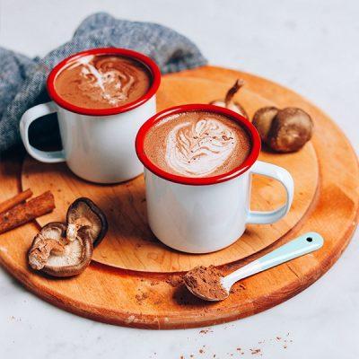 Shroom Hot Chocolate