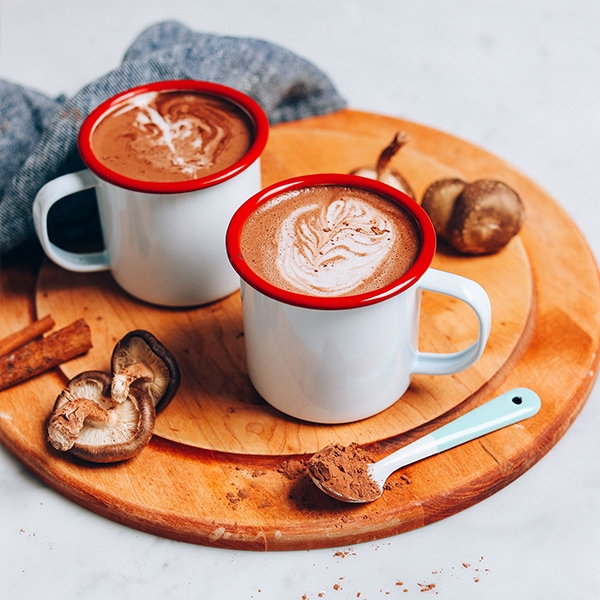 Shroom Hot Chocolate