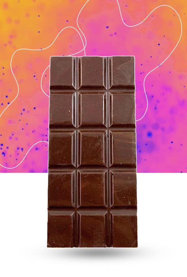 shrooms chocolate