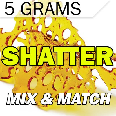 5 Grams - Shatter Mix and Match